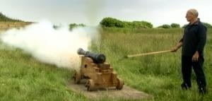 naval canon