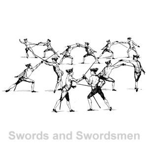Swords And Swordsmen Mike Loades